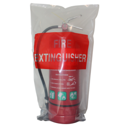 uv resistant fire extinguisher cover large